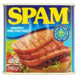 Spam Chopped Pork & Ham 340g